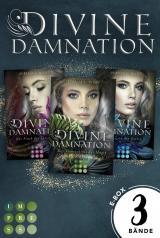 """Cover-Bild Divine Damnation: Sammelband der düster-romantischen Fantasy-Trilogie """"Divine Damnation"""""""
