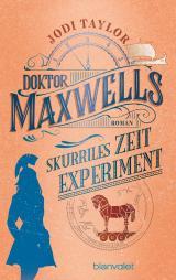 Cover-Bild Doktor Maxwells skurriles Zeitexperiment