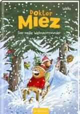 Cover-Bild Doktor Miez - Das weiße Weihnachtswunder