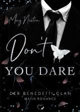 Cover-Bild Don't you dare