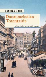 Cover-Bild Donaumelodien - Totentaufe