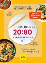 Cover-Bild Dr. Riedls 20:80 Expressküche