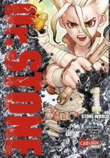 Cover-Bild Dr. Stone 1