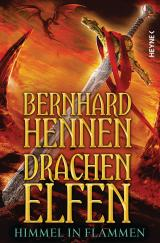 Cover-Bild Drachenelfen - Himmel in Flammen