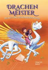 Cover-Bild Drachenmeister Band 2 - Kinderbücher ab 6-8 Jahre (Erstleser Mädchen Jungen)