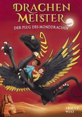 Cover-Bild Drachenmeister Band 6 - Der Flug des Monddrachen