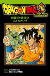 Cover-Bild Dragon Ball Side Stories - Yamchu
