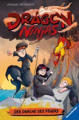 Cover-Bild Dragon Ninjas, Band 2: Der Drache des Feuers