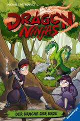 Cover-Bild Dragon Ninjas, Band 4: Der Drache der Erde