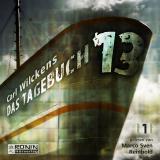 Cover-Bild Dreizehn. Das Tagebuch