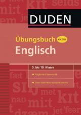 Cover-Bild Duden Übungsbuch extra - Englisch 5.-10. Klasse