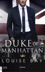 Cover-Bild Duke of Manhattan