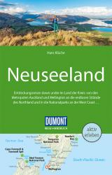 Cover-Bild DuMont Reise-Handbuch Reiseführer Neuseeland