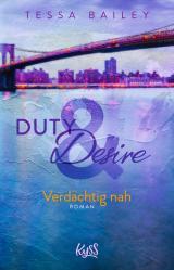 Cover-Bild Duty & Desire – Verdächtig nah
