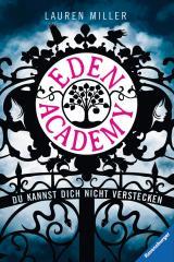 Cover-Bild Eden Academy. Du kannst dich nicht verstecken