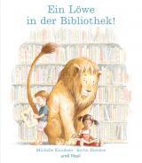 Cover-Bild Ein Löwe in der Bibliothek!