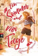 Cover-Bild Ein Sommer und vier Tage