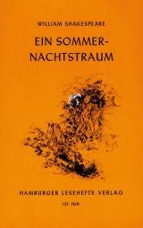 Cover-Bild Ein Sommernachtstraum