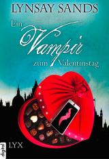 Cover-Bild Ein Vampir zum Valentinstag