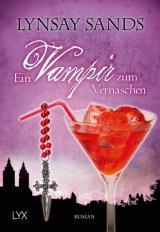 Cover-Bild Ein Vampir zum Vernaschen