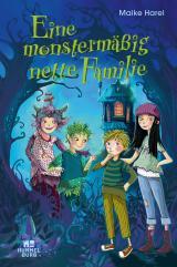 Cover-Bild Eine monstermäßig nette Familie