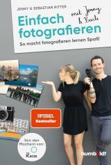 Cover-Bild Einfach fotografieren mit Jenny & Basti