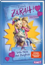 Cover-Bild Einfach Zarah! 2: Volle Nuss mit Ponykuss
