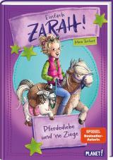 Cover-Bild Einfach Zarah! 3: Pferdediebe und 'ne Ziege