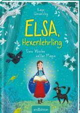 Cover-Bild Elsa, Hexenlehrling - Eine Woche voller Magie