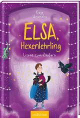 Cover-Bild Elsa, Hexenlehrling - Lizenz zum Zaubern