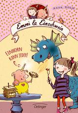 Cover-Bild Emmi und Einschwein. Einhorn kann jeder!
