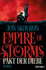 Cover-Bild Empire of Storms - Pakt der Diebe