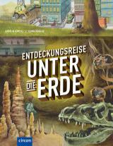 Cover-Bild Entdeckungsreise unter die Erde