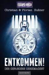 Cover-Bild Entkommen! Der gefangene Geheimagent