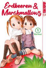 Cover-Bild Erdbeeren & Marshmallows 2in1 01
