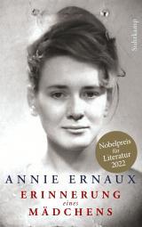 Cover-Bild Erinnerung eines Mädchens