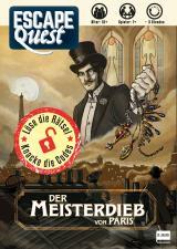 Cover-Bild Escape Quest - Der Meisterdieb von Paris
