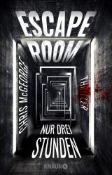 Cover-Bild Escape Room - Nur drei Stunden
