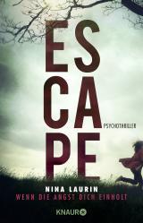 Cover-Bild ESCAPE - Wenn die Angst dich einholt