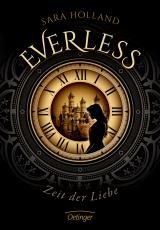 Cover-Bild Everless 1. Zeit der Liebe