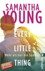 Cover-Bild Every Little Thing - Mehr als nur ein Sommer
