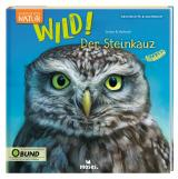 Cover-Bild Expedition Natur: WILD! Der Steinkauz