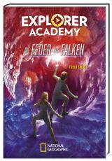 Cover-Bild Explorer Academy - Die Feder des Falken (Band 2)