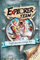 Cover-Bild Explorer Team. Jagd durchs ewige Eis