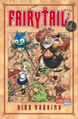 Cover-Bild Fairy Tail 1