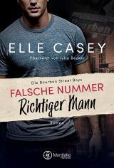 Cover-Bild Falsche Nummer, richtiger Mann