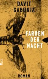 Cover-Bild Farben der Nacht