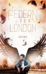 Cover-Bild Federn über London 3