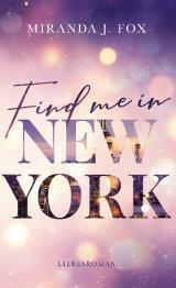 Cover-Bild Find me in New York