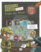 Cover-Bild Finde den Täter - Sherlock Holmes für Kids